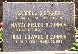 FIELDS O'CONNOR, NANCY - Los Angeles County, California   NANCY FIELDS O'CONNOR - California Gravestone Photos