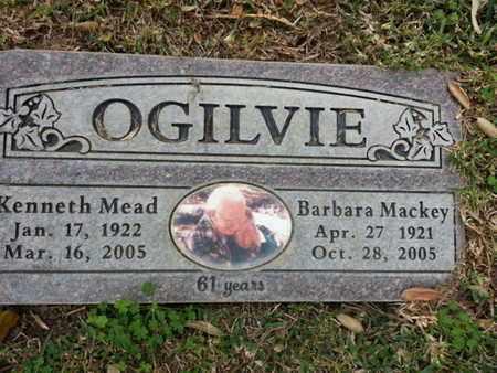 OGILVIE, BARBARA - Los Angeles County, California | BARBARA OGILVIE - California Gravestone Photos