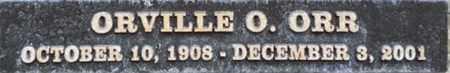 ORR, ORVILLE O. - Los Angeles County, California   ORVILLE O. ORR - California Gravestone Photos