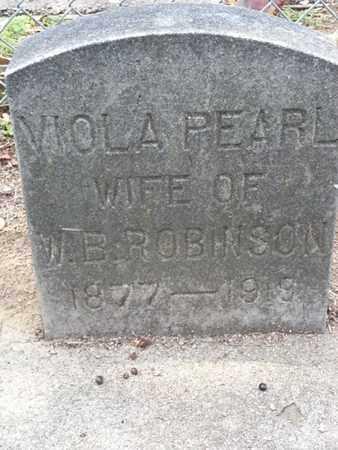 PEARL, VIOLA - Los Angeles County, California | VIOLA PEARL - California Gravestone Photos