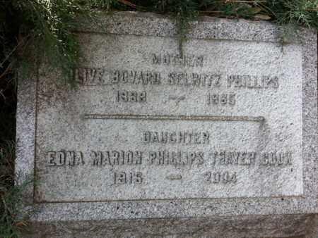 COON, EDNA - Los Angeles County, California   EDNA COON - California Gravestone Photos