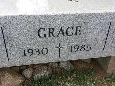 PICINISCO, GRACE - Los Angeles County, California | GRACE PICINISCO - California Gravestone Photos