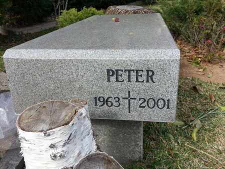 PICINISCO, PETER - Los Angeles County, California | PETER PICINISCO - California Gravestone Photos