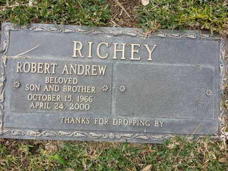 RICHEY, ROBERT A. - Los Angeles County, California | ROBERT A. RICHEY - California Gravestone Photos