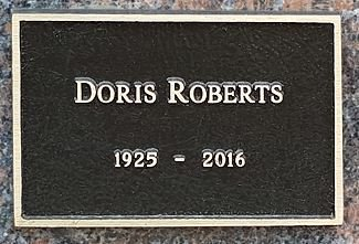 ROBERTS, DORIS MAY  (ACTOR) - Los Angeles County, California | DORIS MAY  (ACTOR) ROBERTS - California Gravestone Photos