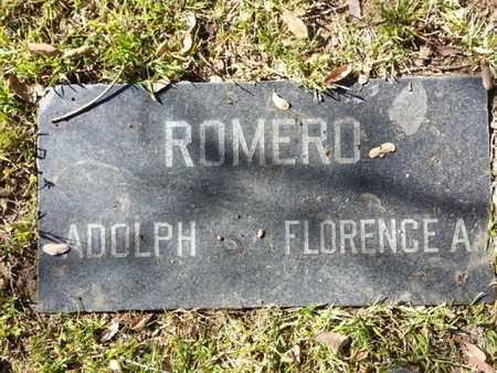 ROMERO, ADOLPH - Los Angeles County, California | ADOLPH ROMERO - California Gravestone Photos