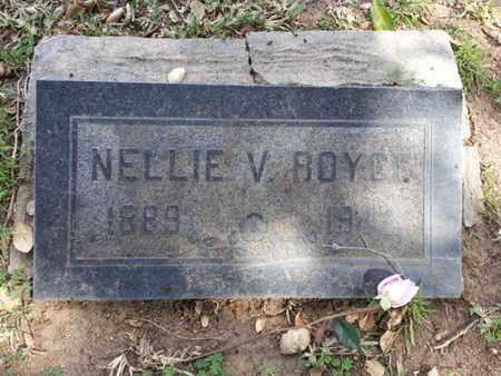 ROYCE, NELLIE V. - Los Angeles County, California | NELLIE V. ROYCE - California Gravestone Photos