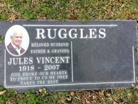 RUGGLES, JULES - Los Angeles County, California | JULES RUGGLES - California Gravestone Photos