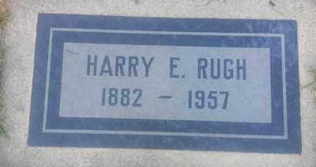 RUGH, HARRY - Los Angeles County, California | HARRY RUGH - California Gravestone Photos