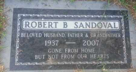 SANDOVAL, ROBERT - Los Angeles County, California | ROBERT SANDOVAL - California Gravestone Photos