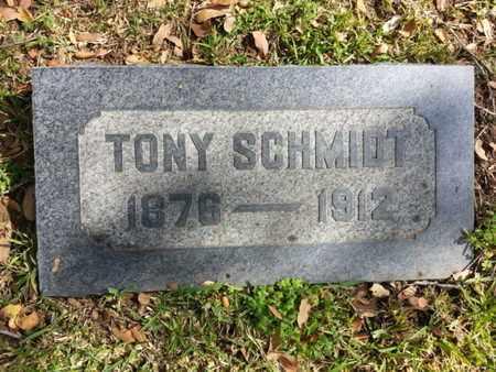 SCHMIDT, TONY - Los Angeles County, California   TONY SCHMIDT - California Gravestone Photos
