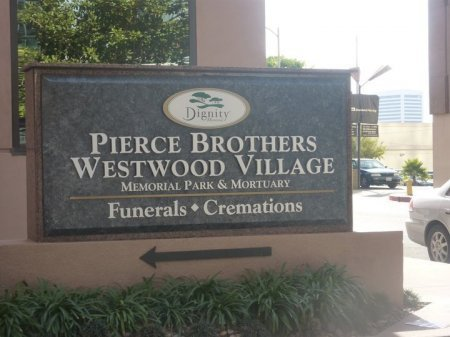 *CEMETERY SIGN,  - Los Angeles County, California |  *CEMETERY SIGN - California Gravestone Photos