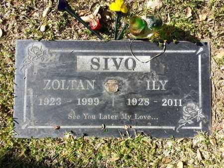 SIVO, ILY - Los Angeles County, California   ILY SIVO - California Gravestone Photos