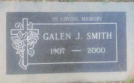 SMITH, GALEN - Los Angeles County, California | GALEN SMITH - California Gravestone Photos