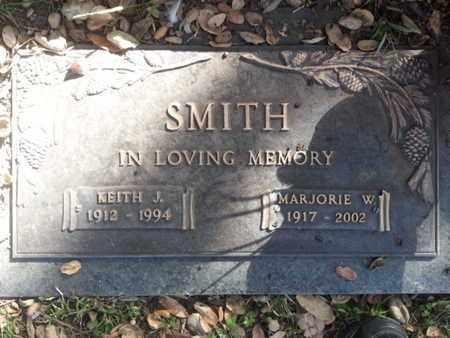 SMITH, MARJORIE W. - Los Angeles County, California | MARJORIE W. SMITH - California Gravestone Photos