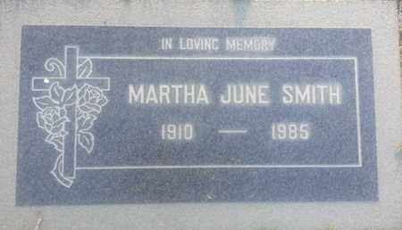 SMITH, MARTHA - Los Angeles County, California   MARTHA SMITH - California Gravestone Photos