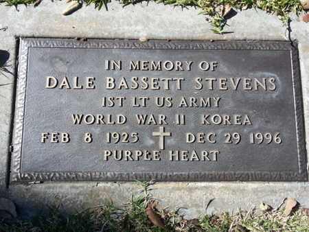 STEVENS, DALE - Los Angeles County, California   DALE STEVENS - California Gravestone Photos
