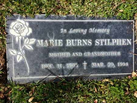 STILPHEN, MARIE - Los Angeles County, California | MARIE STILPHEN - California Gravestone Photos