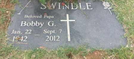 SWINDLE, BOBBY - Los Angeles County, California   BOBBY SWINDLE - California Gravestone Photos