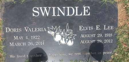 SWINDLE, ELVIS - Los Angeles County, California | ELVIS SWINDLE - California Gravestone Photos