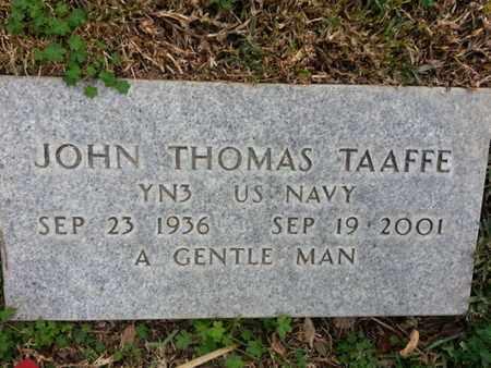 TAAFFE, JOHN THOMAS - Los Angeles County, California   JOHN THOMAS TAAFFE - California Gravestone Photos