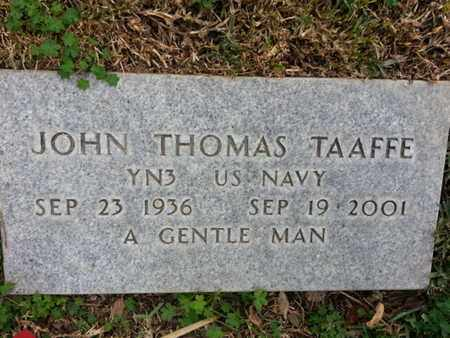TAAFFE, JOHN THOMAS - Los Angeles County, California | JOHN THOMAS TAAFFE - California Gravestone Photos