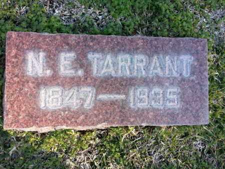 TARRANT, N. E. - Los Angeles County, California | N. E. TARRANT - California Gravestone Photos
