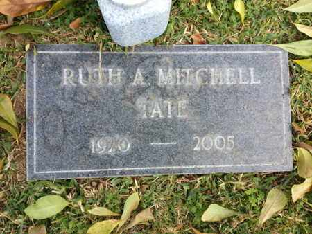 TATE, RUTH A. - Los Angeles County, California | RUTH A. TATE - California Gravestone Photos