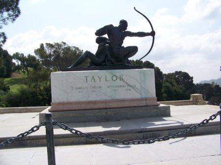 TAYLOR, NETTIE BARBARA - Los Angeles County, California | NETTIE BARBARA TAYLOR - California Gravestone Photos