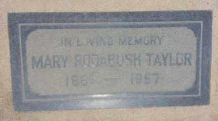TAYLOR, MARY - Los Angeles County, California | MARY TAYLOR - California Gravestone Photos