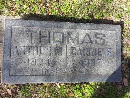 THOMAS, ARTHUR M. - Los Angeles County, California | ARTHUR M. THOMAS - California Gravestone Photos