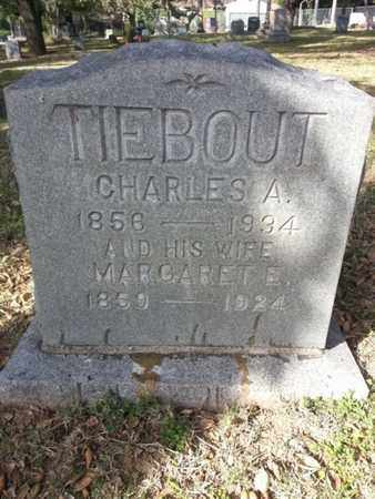 TIEBOUT, CHARLES A. - Los Angeles County, California | CHARLES A. TIEBOUT - California Gravestone Photos