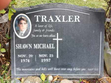 TRAXLER, SHAWN MICHAEL - Los Angeles County, California | SHAWN MICHAEL TRAXLER - California Gravestone Photos