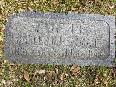 TUFTS, CHARLES N. - Los Angeles County, California   CHARLES N. TUFTS - California Gravestone Photos