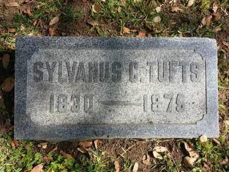TUFTS, SYLVANUS C. - Los Angeles County, California | SYLVANUS C. TUFTS - California Gravestone Photos