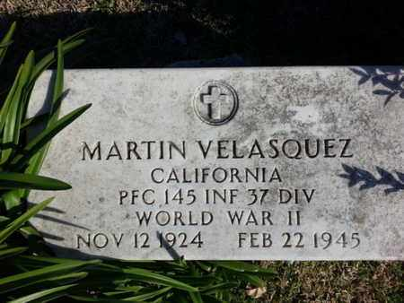 VELASQUEZ, MARTIN - Los Angeles County, California | MARTIN VELASQUEZ - California Gravestone Photos