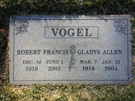 ALLEN VOGEL, GLADYS - Los Angeles County, California | GLADYS ALLEN VOGEL - California Gravestone Photos