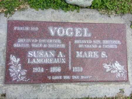 VOGEL, SUSAN A. - Los Angeles County, California | SUSAN A. VOGEL - California Gravestone Photos