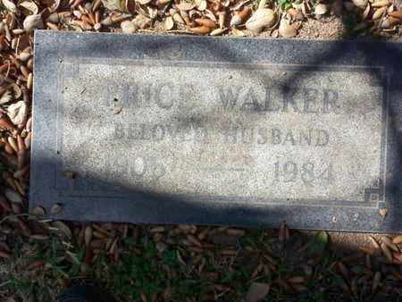 WALKER, PRICE - Los Angeles County, California | PRICE WALKER - California Gravestone Photos