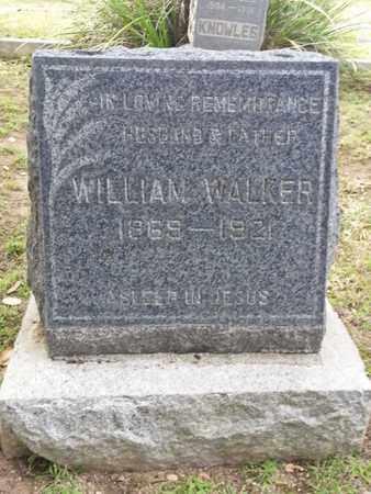 WALKER, WILLIAM - Los Angeles County, California | WILLIAM WALKER - California Gravestone Photos
