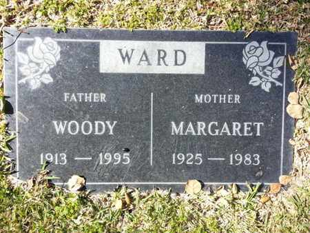 WARD, WOODY - Los Angeles County, California | WOODY WARD - California Gravestone Photos