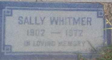 WHITMER, SALLY - Los Angeles County, California | SALLY WHITMER - California Gravestone Photos