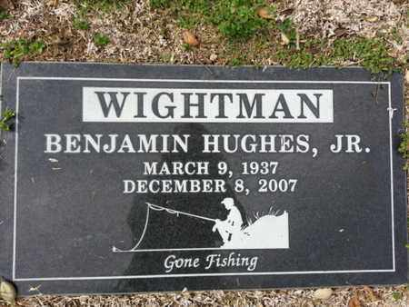 WIGHTMAN JR., BENJAMIN H. - Los Angeles County, California | BENJAMIN H. WIGHTMAN JR. - California Gravestone Photos