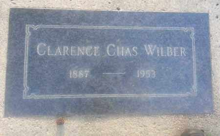 WILBER, CLARENCE - Los Angeles County, California   CLARENCE WILBER - California Gravestone Photos