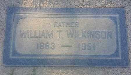 WILKINSON, WILLIAM - Los Angeles County, California | WILLIAM WILKINSON - California Gravestone Photos
