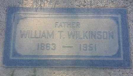WILKINSON, WILLIAM - Los Angeles County, California | WILLIAM WILKINSON - California Gravestone Photos