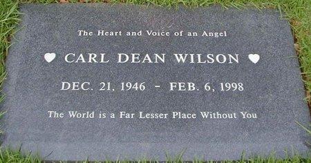 WILSON, CARL DEAN  [SINGER/PRODUCER] - Los Angeles County, California   CARL DEAN  [SINGER/PRODUCER] WILSON - California Gravestone Photos