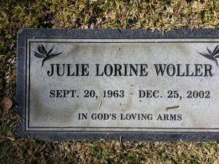 WOLLER, JULIE - Los Angeles County, California | JULIE WOLLER - California Gravestone Photos