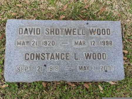 WOOD, DAVID SHOTWELL - Los Angeles County, California   DAVID SHOTWELL WOOD - California Gravestone Photos