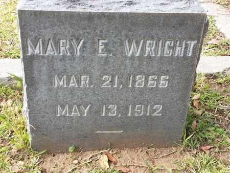WRIGHT, MARY E. - Los Angeles County, California | MARY E. WRIGHT - California Gravestone Photos